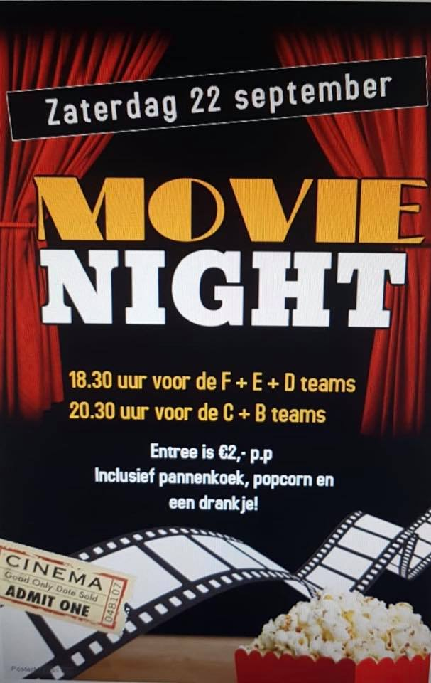 Movie night 22-09-2018