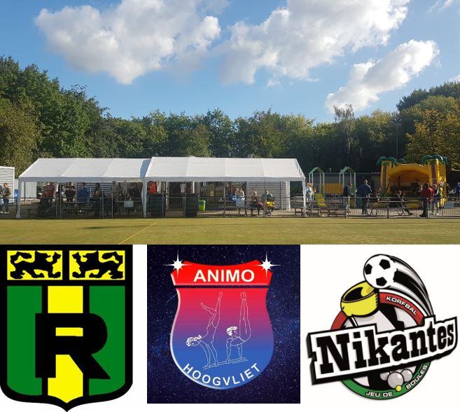 Stemmen op Animo, Nikantes en Rijnmond Hoogvliet Sport