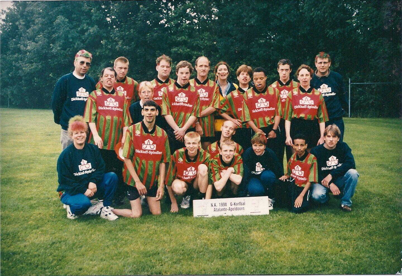 1998 Nikantes G 1998