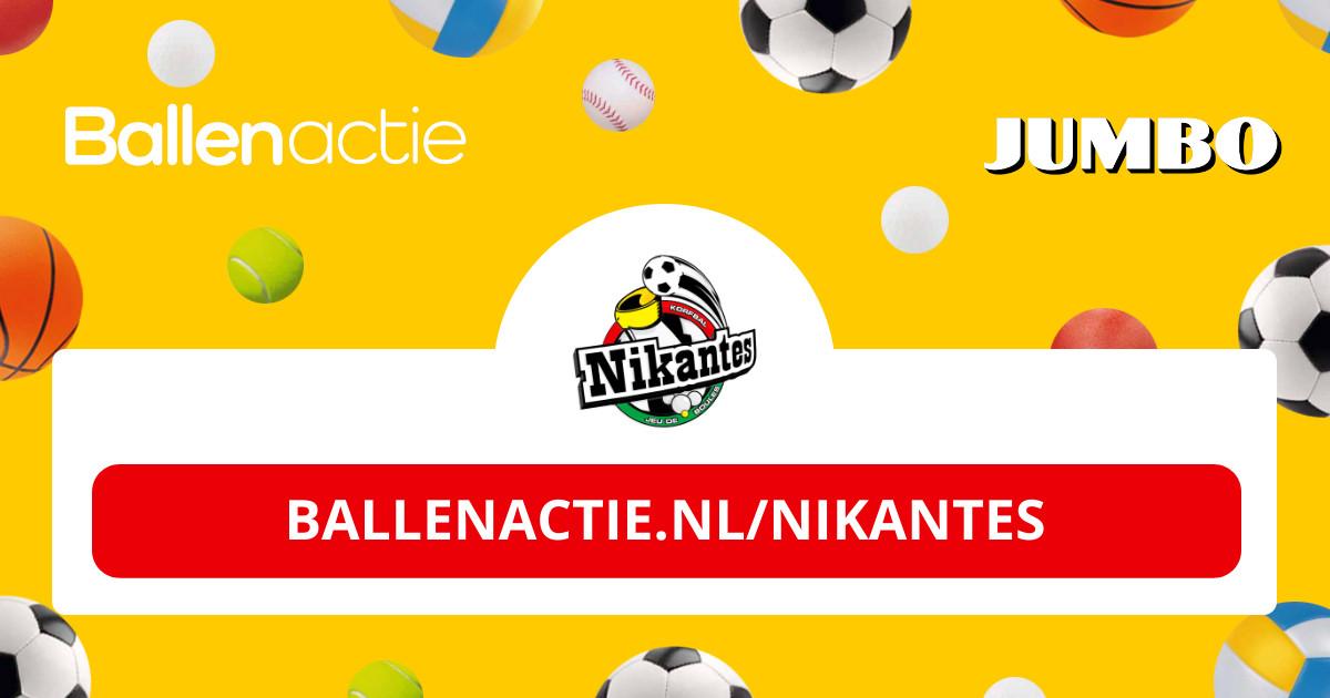 Ballenactie website