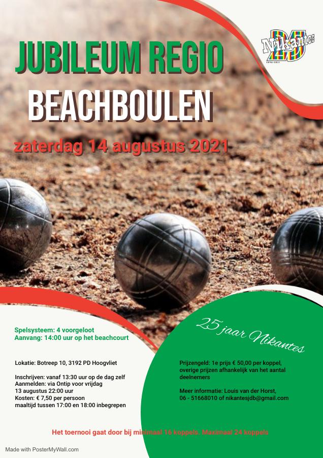 beachboulen regio 2021