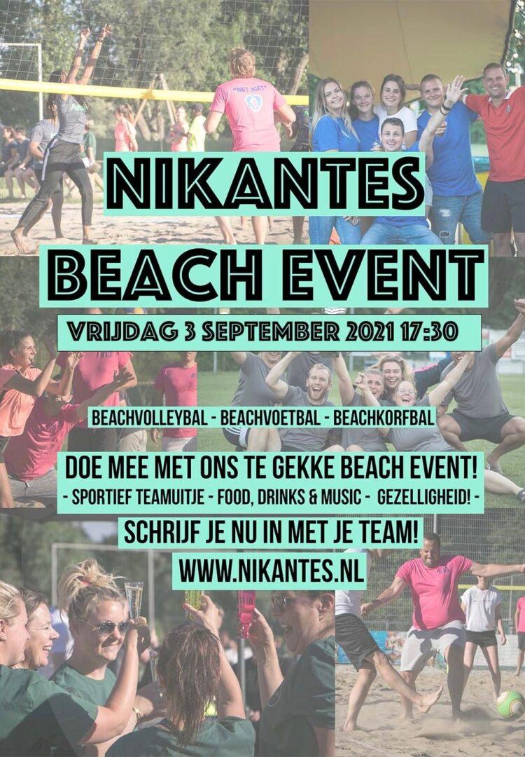 Botreep Beach Event Vrijdag 03-09-2021